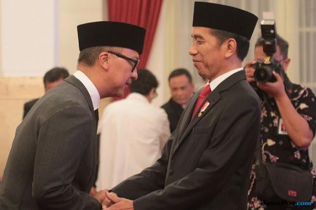 Agus Gumiwang: Jokowi Sebut Idrus Marham Menteri Terbaik