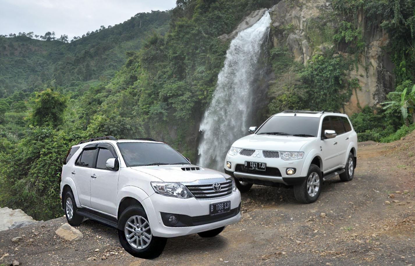 Toyota Fortuner Vnt Vs Mitsubishi Pajero Sport Dakar Andra Febrian Auto Blog