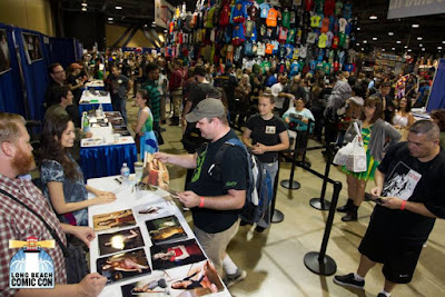 Long Beach Comic Con 2017 Guest Announcements