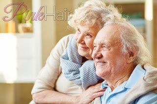 لماذا يسقط شعر كبار السن؟