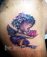 Angel Tattoo Designs