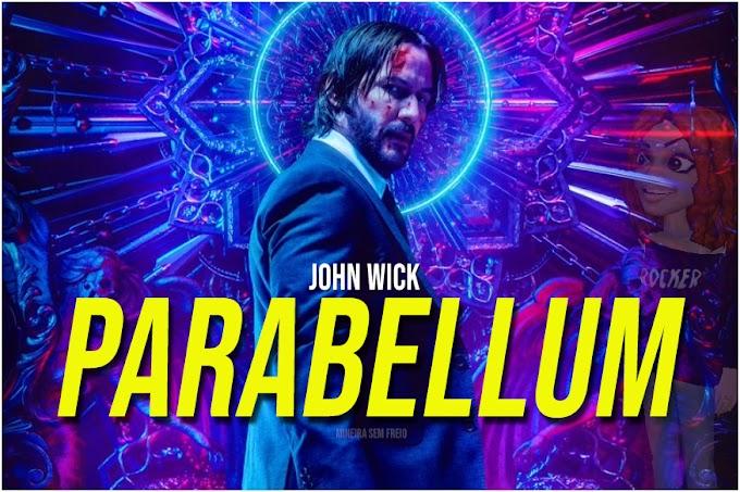 John Wick Parabellum - Ah, que delícia de pancadaria, cara!