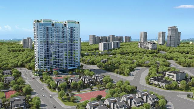 Eco Dream, sản phẩm căn hộ cao cấp với mức giá bình dân