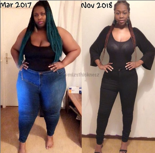 Meet Nigerian Lady Who Gave Up Obesity To Live Healthy Lifestyle