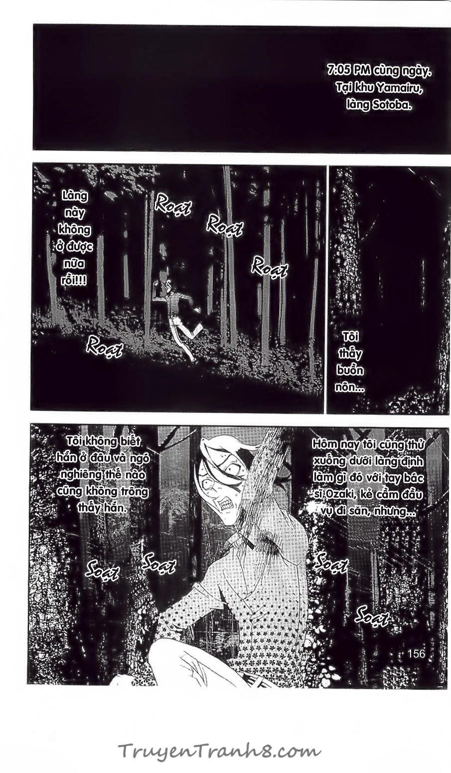 Shiki chapter 38 trang 11