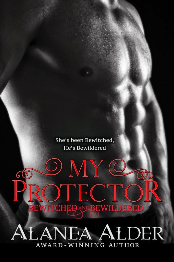 Resenha: Meu Protetor (Série Encanto e Confusão #2) - Alanea Alder AlaneaAlder_MyProtector_1400px-682x1024