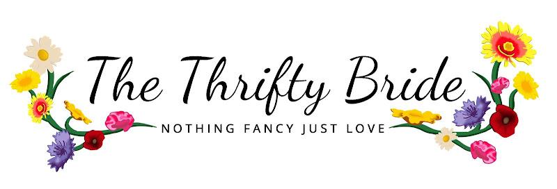 The Thrifty Bride
