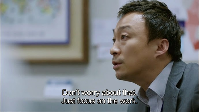 Focus on Work K Drama