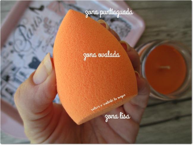 Esponja de Maquillaje de Real Techniques - Miracle Complexion Sponge