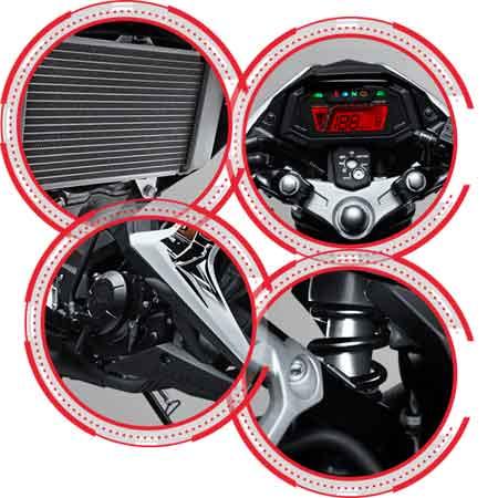 review Honda Sonic 150R