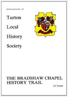 Turton Local History Society #10 - The Bradshaw Chapel History Trail