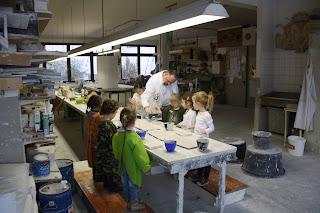 Kinder Kindergeburtstag Stuck Stuckwerkstatt
