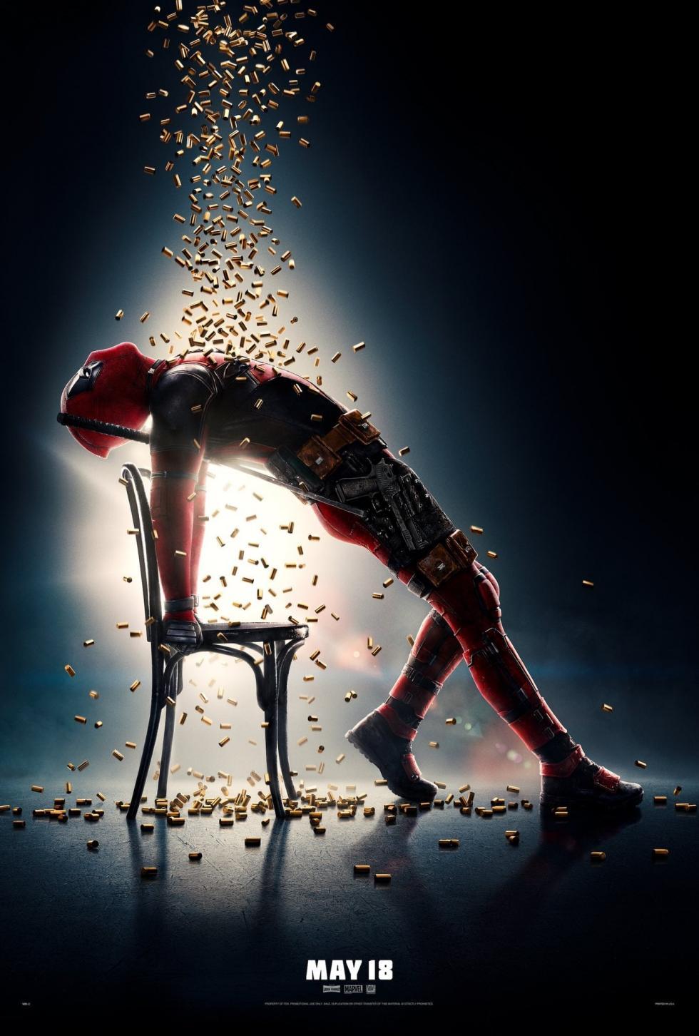 Marvel Deadpool Ausmalbilder Gratis: Peliculas Y Series