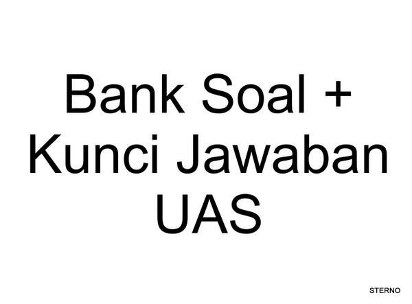 Ujian Presentasi BMKG di Jawa tengah