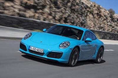 Porsche 911: More HP for No 1 Model Variants