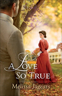 Heidi Reads... A Love So True by Melissa Jagears