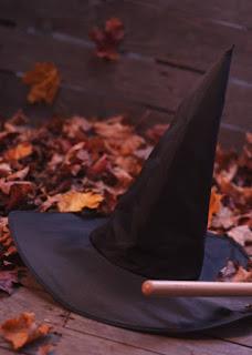 significado do chapéu da bruxa