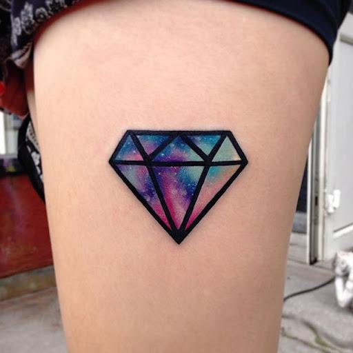 Esta nebulosa-arquivado diamante