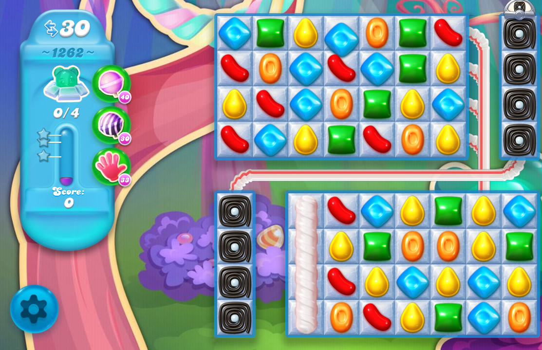 Candy Crush Soda Saga level 1262