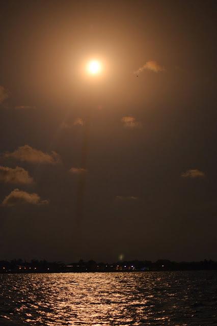 Guyane, Kourou, fusée, ariane, décollage