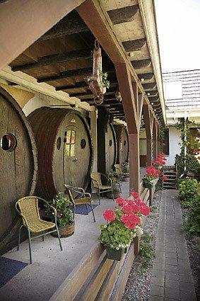 hotel barrels