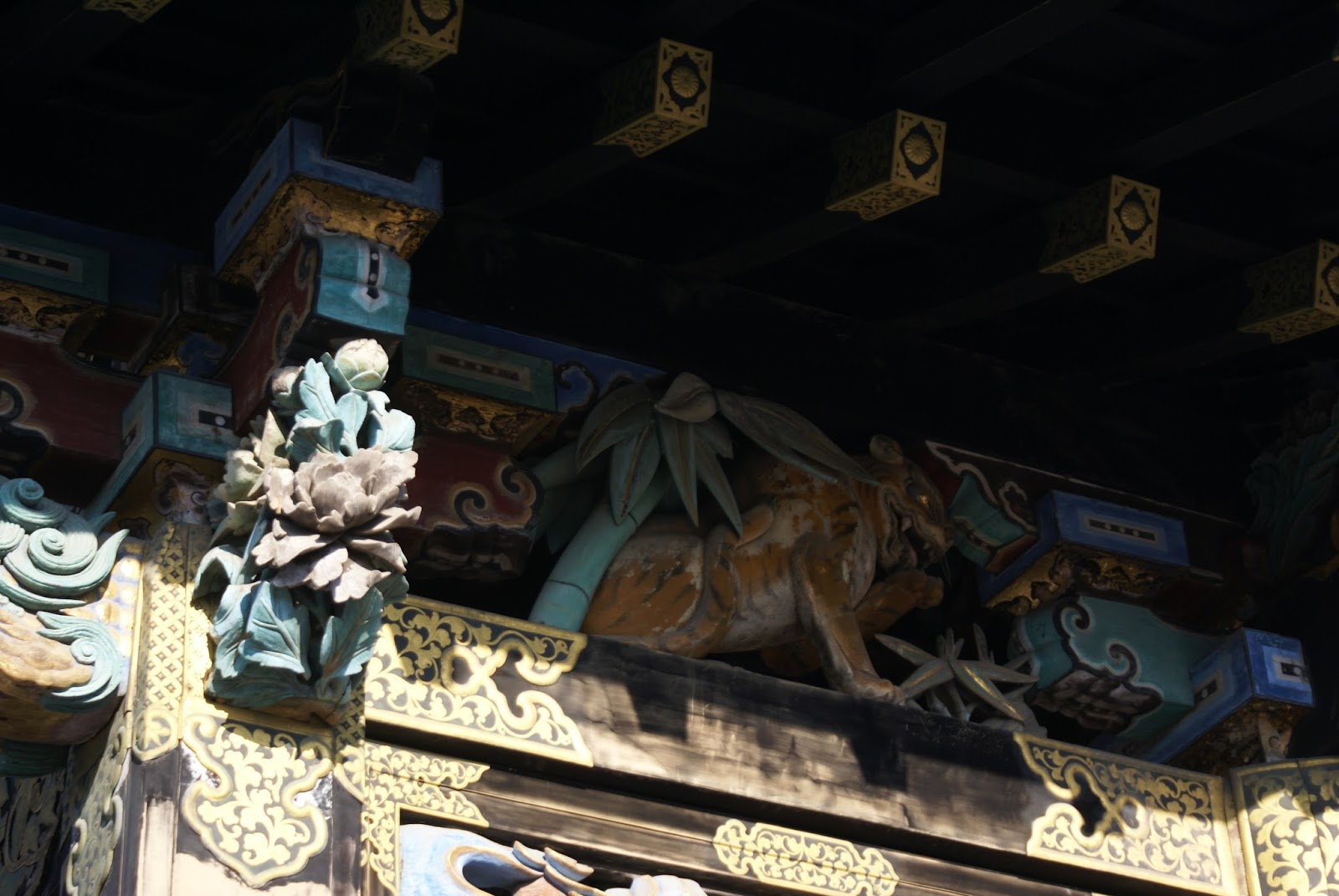 nishi hongan-ji kara-mon buddhist temple kyoto japan japon asia