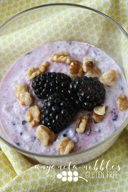 Overnight chia pudding breakfast | Anyonita-nibbles.co.uk