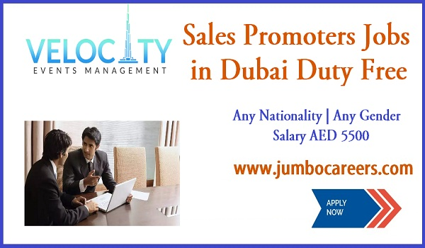 Dubai jobs for Indians, Recent job openings in Dubai,