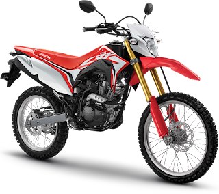 Daftar harga kredit cicilan motor Honda CRF 150L wilayah Bandung