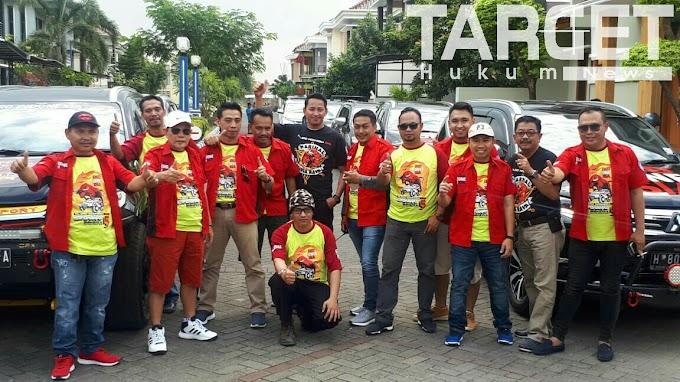 Komunitas Pajero Indonesia Kudus, P11 Muria Raya Ikuti Kopdarnas V di Jawa Timur