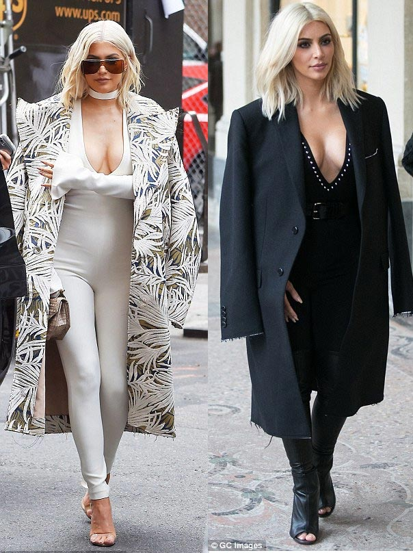 They are saying that Kylie Jenner is about dethroning Kim Kardashian