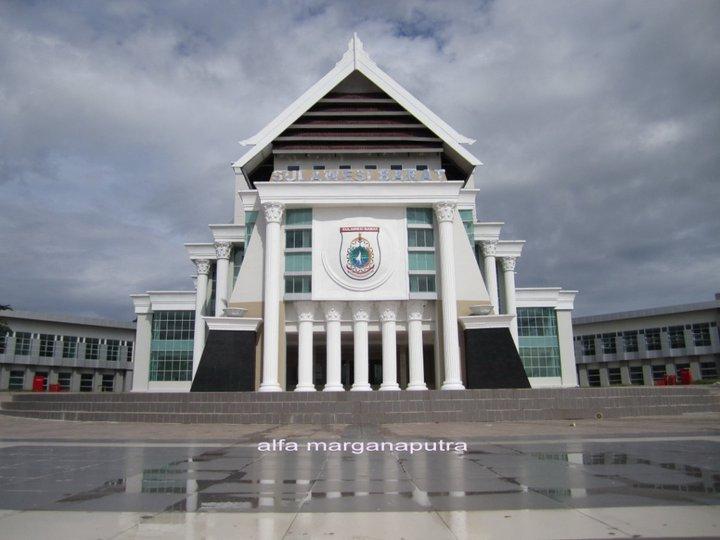 STPDN Angkatan 17: KOLEKSI KANTOR GUBERNUR SE-INDONESIA
