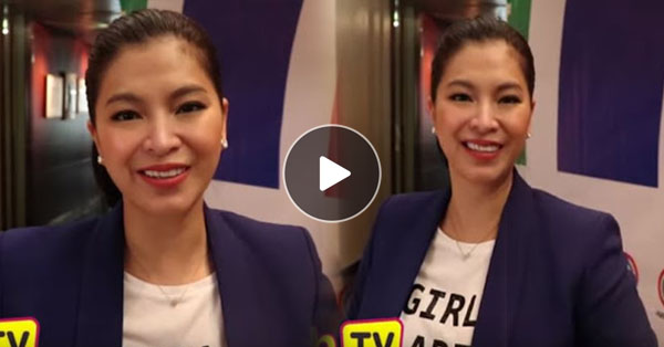 WATCH: Angel Locsin's Funny Advices For People Who Do Not Have A Date This Coming Valentine's Day!