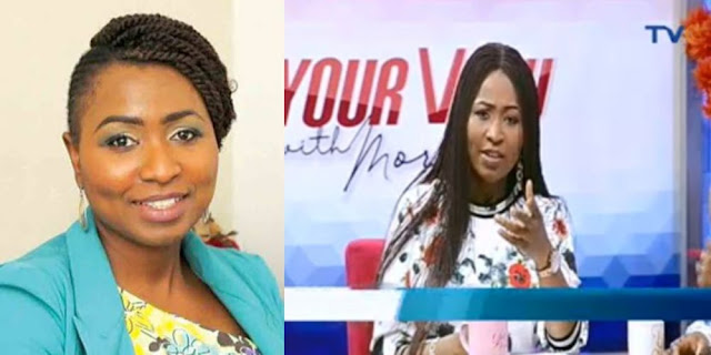Stella Dimoko Korkus com: TVC Presenter Says She Cannot Let