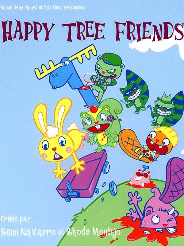 Happy Tree Friends: HTF Break