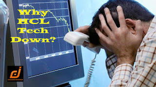Why HCL Tech Down | Today Top Losers | Stock Market