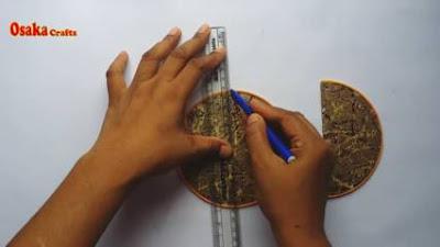 Membuat Hiasan Rak Dinding dari Barang Bekas Memakai Kaset Bekas Jadi Rak Unik