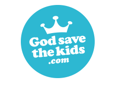 God Save The Kids Logo