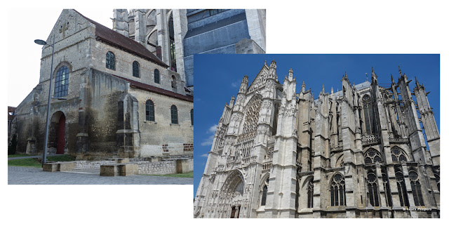 basse et haute-oeuvre, Beauvais