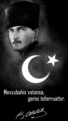 mustafa kemal, atatürk, ayyıldız, bayrak, türk bayrağı, mevzubahis vatansa, atatürk imzası, güzel sözler, özlü sözler, anlamlı sözler