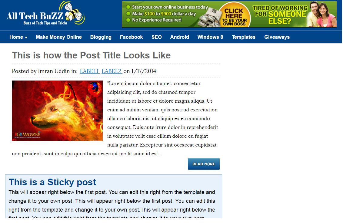 SEO Optimized Blogger Templates. 10+ Best Free SEO Templates.