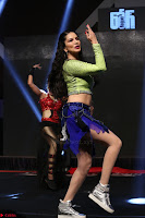 Sunny Leone Dancing on stage At Rogue Movie Audio Music Launch ~  290.JPG