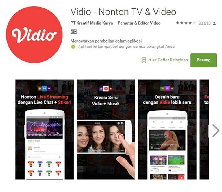 Tidak Perlu Ribet, Begini Cara Mudah Nonton TV Di Ponsel Android