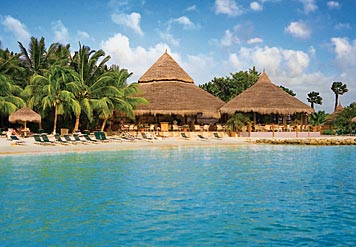 Ilha particular do Renaissance Resort - Aruba