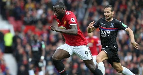 Susunan Pemain Manchester United vs Crystal Palace