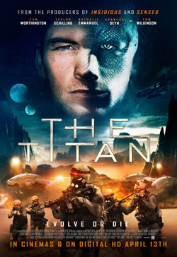 The Titan 2018 English