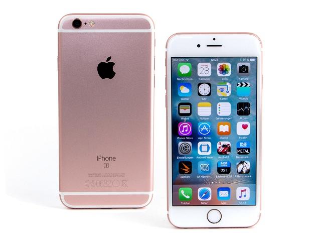 Thay vỏ iPhone 6s tại Thành Hưng Mobile