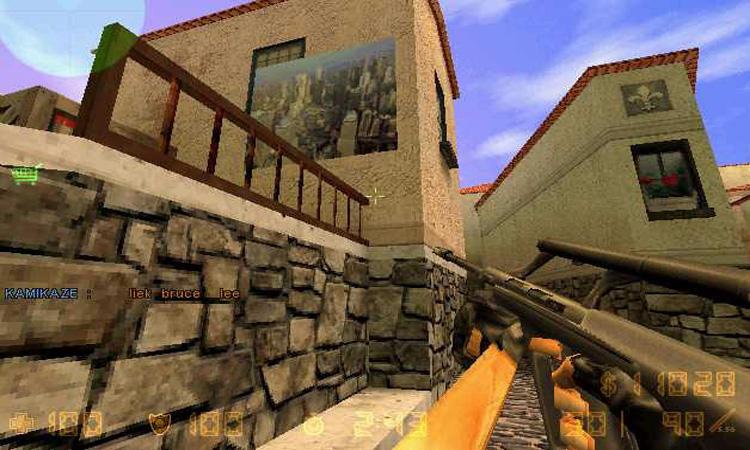 تحميل لعبة Counter Strike 1.3