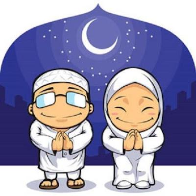 Ramadan Mubarak Fanoos Cliparts 2017