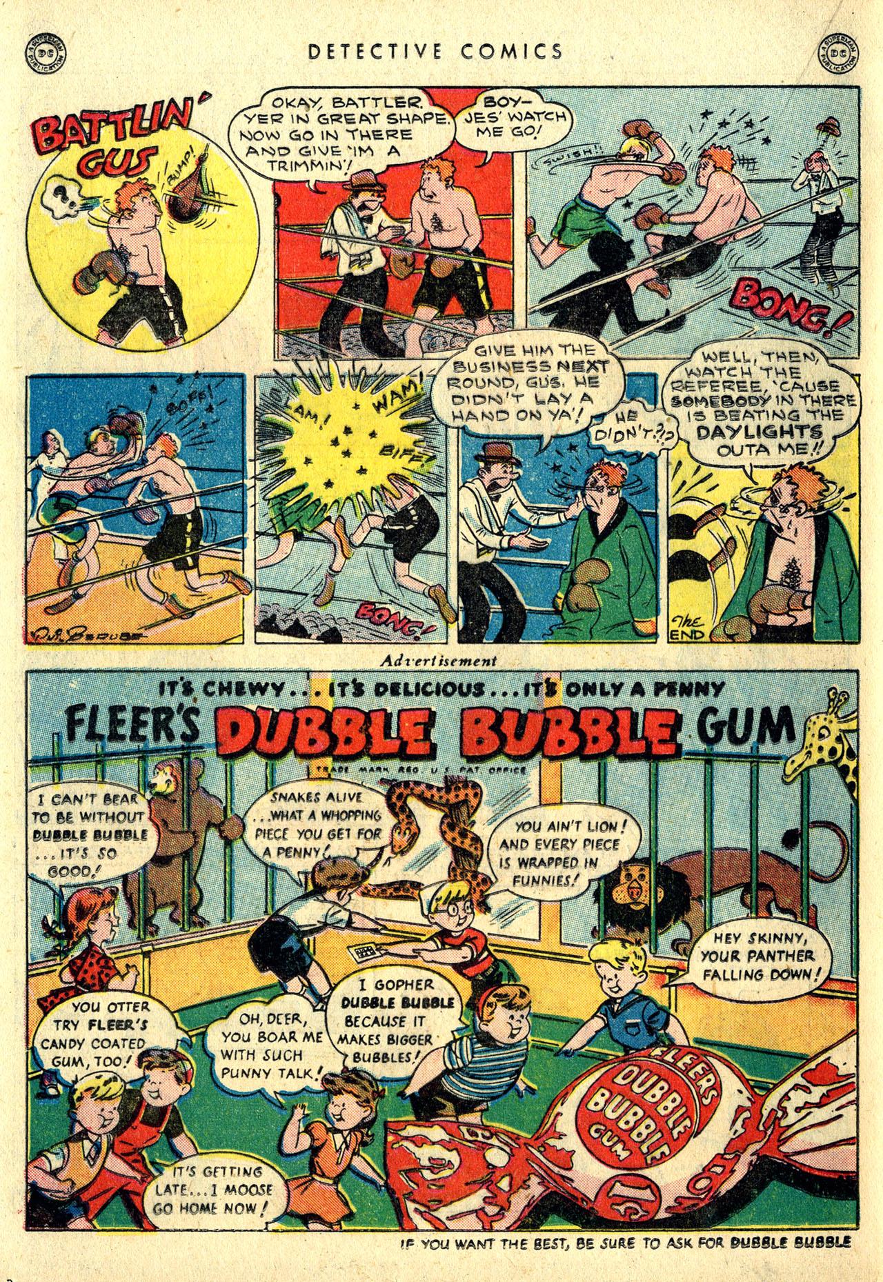 Read online Detective Comics (1937) comic -  Issue #116 - 30